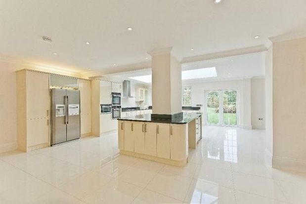 Thumbnail Detached house to rent in The Barton, Cobham