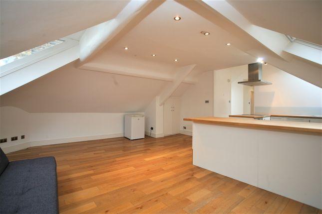 Thumbnail Flat to rent in Trebovir Road, London