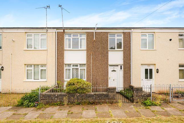 Thumbnail Terraced house for sale in Hathaway Place, Barry