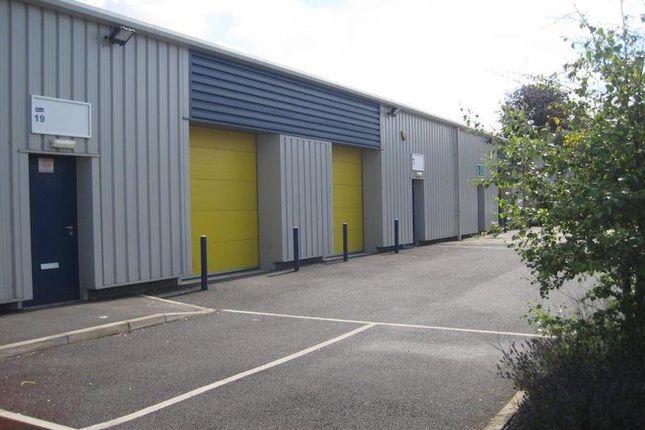 Light industrial to let in Flexspace Mansfield, Millenium Business Park, Enterprise Close, Mansfield, Nottingham, Nottinghamshire