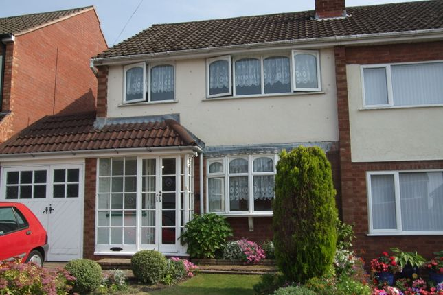 Thumbnail Semi-detached house to rent in Ashburton Road, Kings Heath