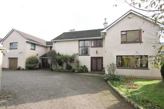 Thumbnail Detached house for sale in Mannamead Road, Hartley, Plymouth