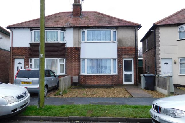 2 bed semi-detached house for sale in George Avenue, Skegness, Lincs