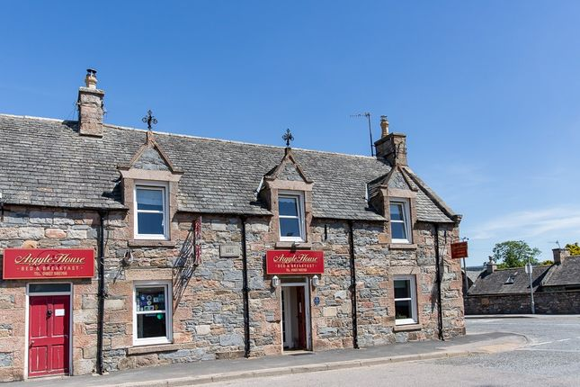Thumbnail Hotel/guest house for sale in Ballindalloch, Moray