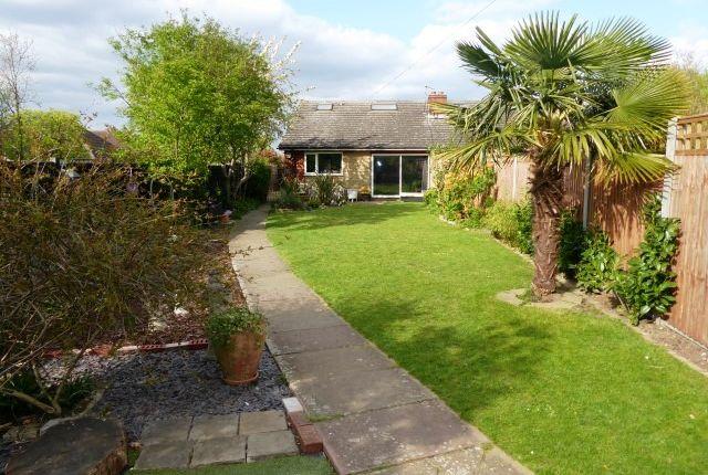 Thumbnail Semi-detached bungalow for sale in Ellingham Road, Chessington