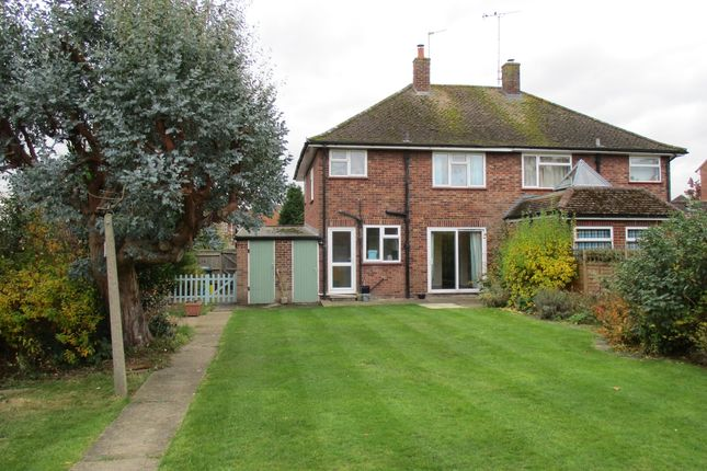Thumbnail Semi-detached house to rent in Westmorland Avenue, Aylesbury