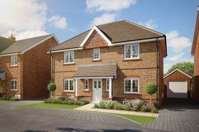 4 bedroom detached house for sale in St George's Road, Badshot Lea