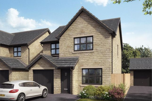 Thumbnail Detached house for sale in Plot 8, Sycamore Walk, Clitheroe