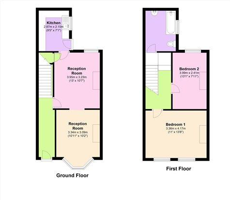 Floor Plan of Lord Street, Barrow In Furness LA14
