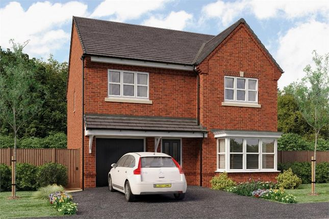 "Thumbnail Detached house for sale in ""Tressell"" at Eaton Bank, Congleton"