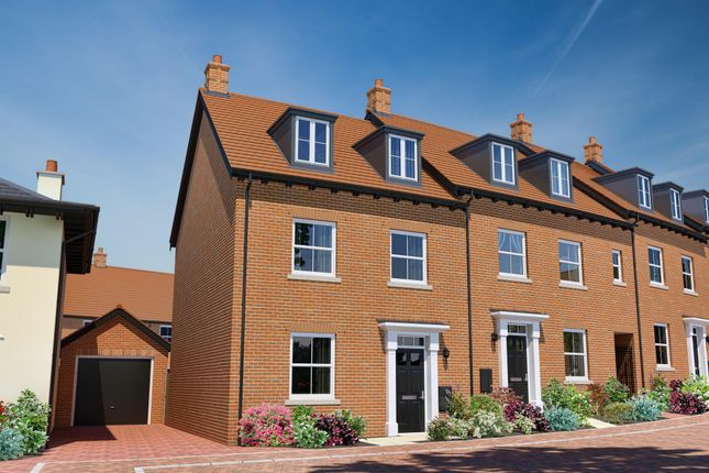 Thumbnail Town house for sale in Park View, Roughton Road, Cromer