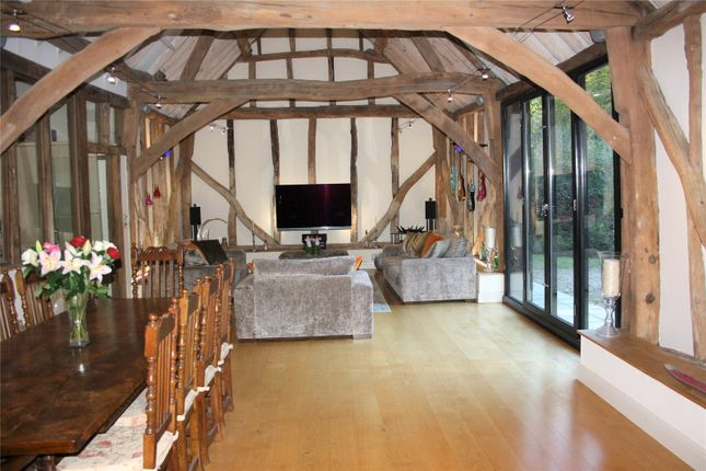Thumbnail Detached house to rent in Bix, Henley-On-Thames, Oxfordshire