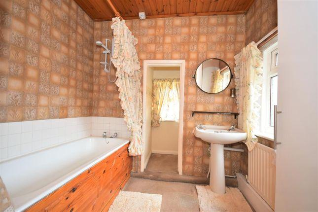 Bathroom of Warwick Terrace, Silksworth, Sunderland SR3