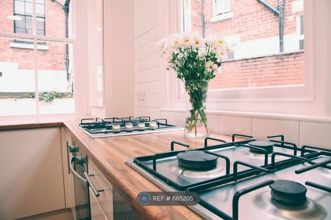 Kitchen of Winckley Square, Preston PR1