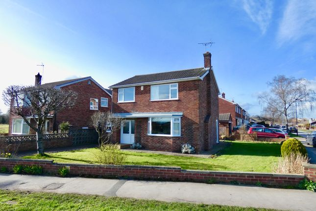 Thumbnail Detached house for sale in Field Lane, York