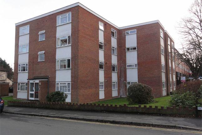 Thumbnail Flat for sale in Rossendon Court, Clarendon Road, Wallington, Surrey