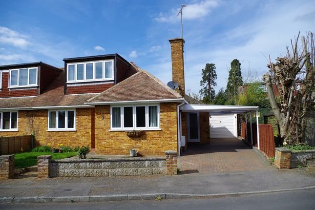 Thumbnail Bungalow for sale in Dickens Close, Langley, Maidstone