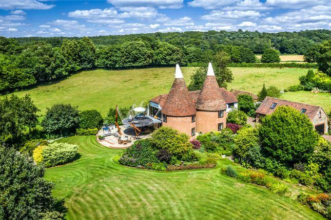 Thumbnail Detached house for sale in Bitchet Green, Seal, Sevenoaks, Kent