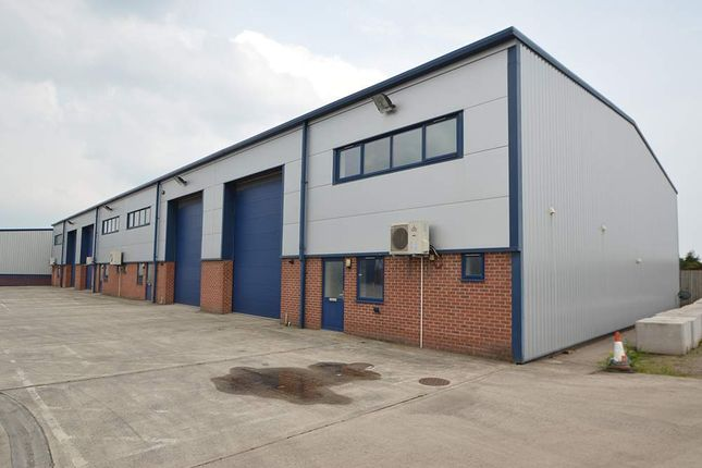 Warehouse to let in Units 9A-9D, Compton Business Park, Poole