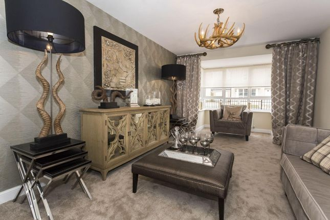 """Thumbnail Detached house for sale in """"Dunvegan"""" at Ravenscliff Road, Motherwell"""