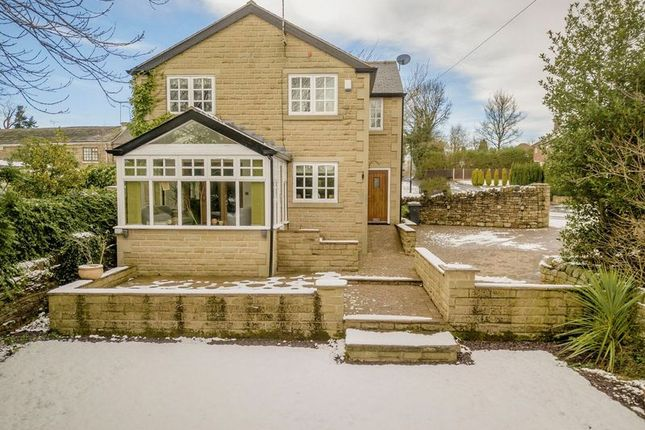 Thumbnail Detached house for sale in Fox Lane, Bradway, Sheffield