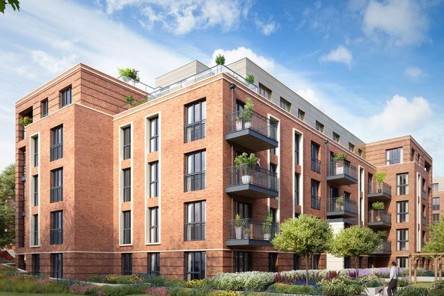 Thumbnail Flat for sale in West End Terrace, Winchester