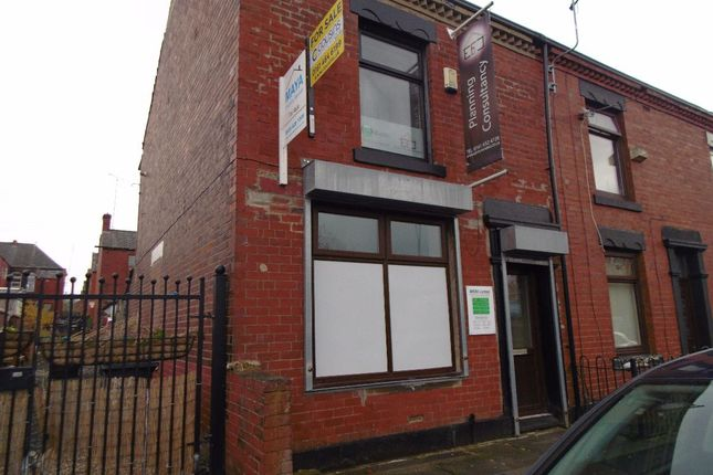 Thumbnail Retail premises for sale in 208 Victoria Street, Oldham