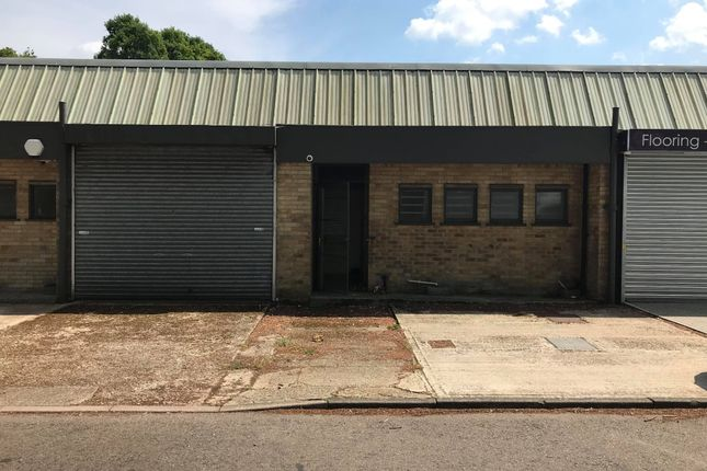 Thumbnail Industrial for sale in Faraday Place, Thetford