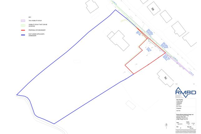 Thumbnail Land for sale in New Road, Wingerworth, Chesterfield