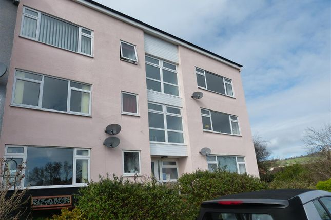 Thumbnail Flat for sale in Bishop Wilfrid Road, Teignmouth
