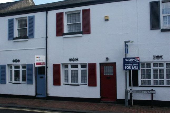 Thumbnail Property to rent in Ambrose Place, Broadwater, Worthing