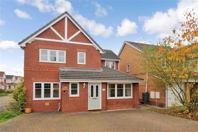 4 bed detached house for sale in Ascot Road, Oswestry