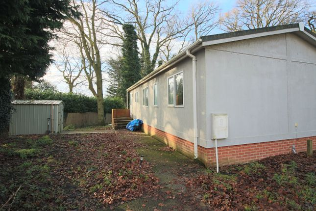 Thumbnail Property to rent in Bere Hill Caravan Site, Bere Hill, Whitchurch