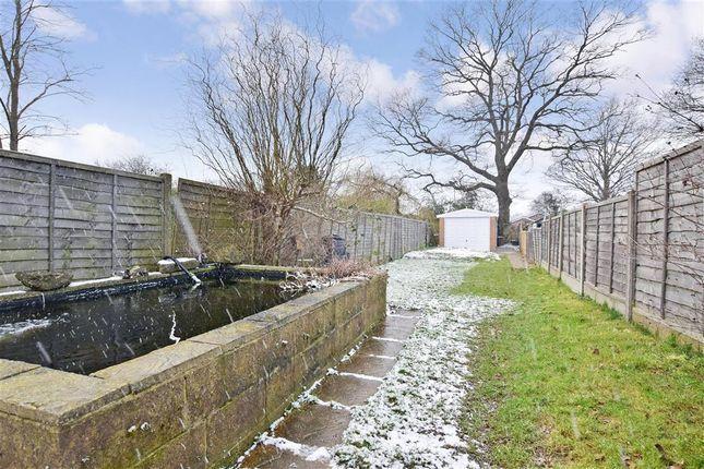Rear Garden of Careys Wood, Smallfield, Horley, Surrey RH6
