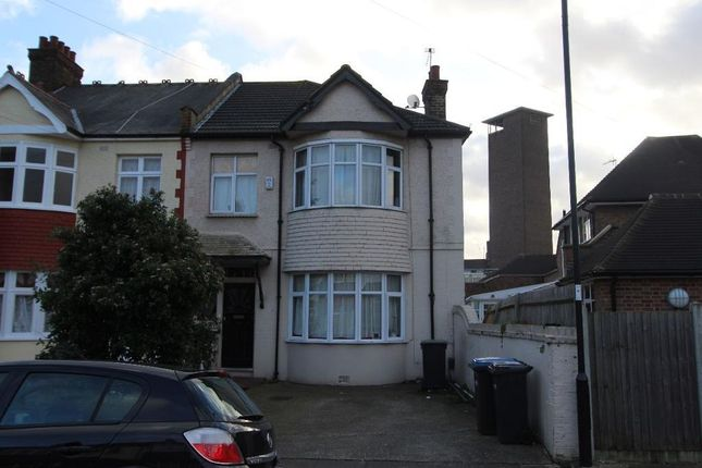 Thumbnail End terrace house to rent in Cyprus Road, Edmonton