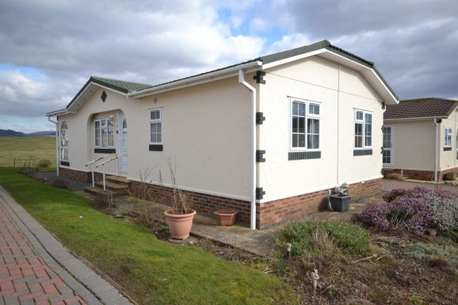 Thumbnail Mobile/park home for sale in Nethertown, Egremont, Cumbria