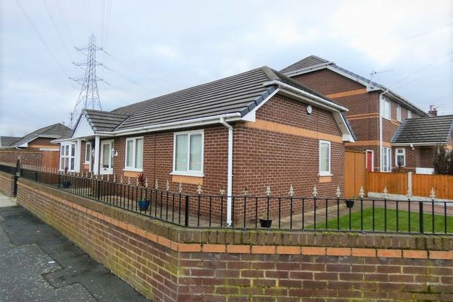 Thumbnail Bungalow for sale in Old Farm Road, Kirkby, Liverpool