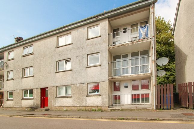 Thumbnail 2 bed flat for sale in Glenshellach Terrace, Oban