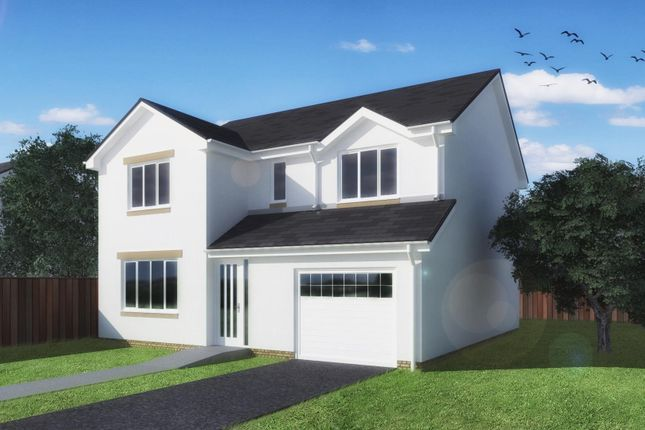 Thumbnail Property for sale in Breichwater Place, Fauldhouse, Bathgate