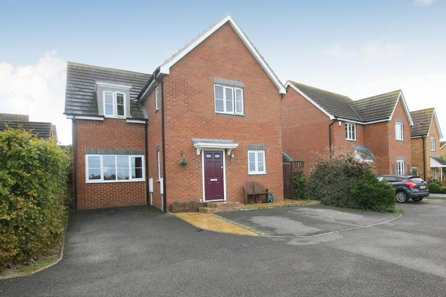 Thumbnail Detached house for sale in Royal Native Way, Seasalter, Whitstable