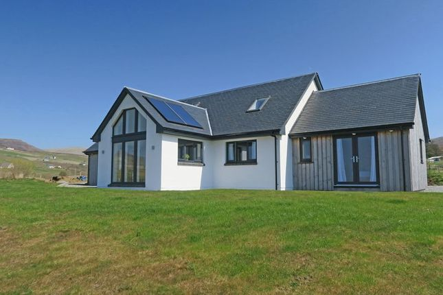 Thumbnail Detached house for sale in Snizort, Portree