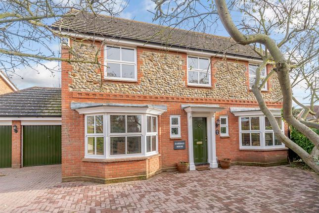4 bed detached house for sale in Riddiford Drive, Chelmsford CM1