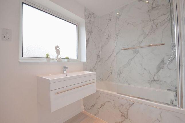 Bathroom of Crossings Close, Cleator Moor CA25