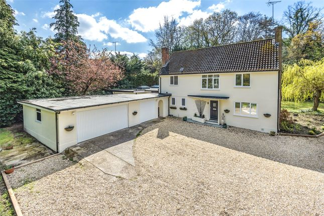 Thumbnail Detached house for sale in Church Hill, Camberley, Surrey