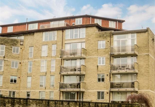Thumbnail Flat for sale in Tivoli House, Boulevard, Weston-Super-Mare, North Somerset.