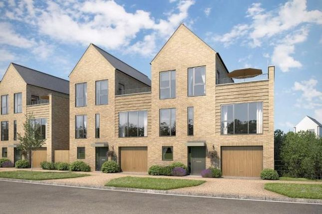 Thumbnail Town house for sale in Beaulieu Chase, Centenary Way, Off White Hart Lane, Chelmsford, Essex