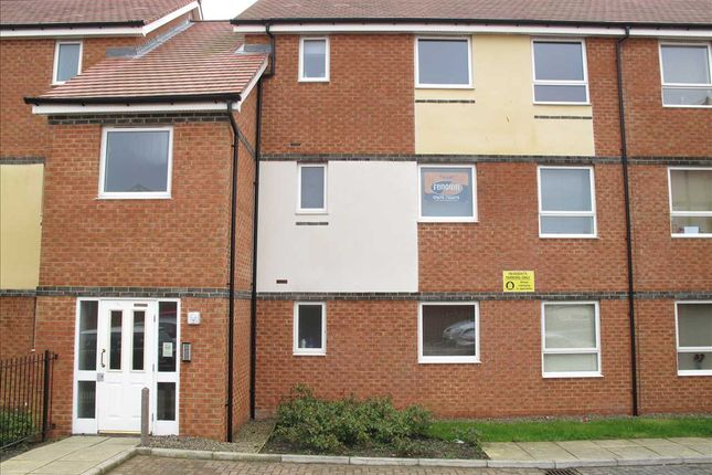 Thumbnail Flat to rent in Hindmarsh Drive, Barley Rise, Ashington