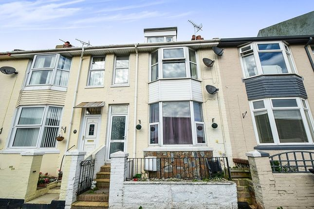Thumbnail Flat to rent in Alexandra Terrace, Teignmouth
