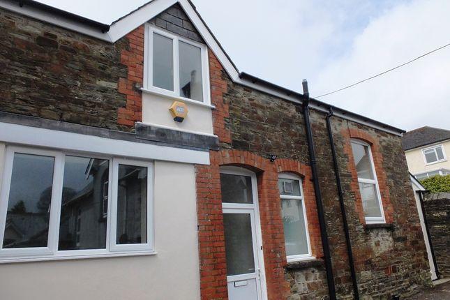 Thumbnail Semi-detached house to rent in Greenbank Lane, Liskeard