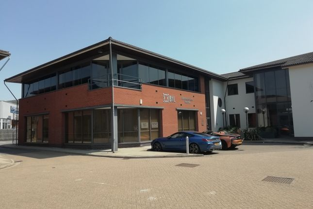 Office to let in Unit 3, E-Centre, Easthamstead Road, Bracknell